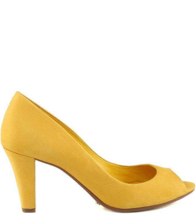 Peep Toe Cyber Yellow