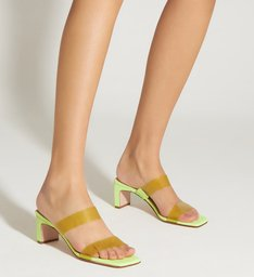 Mule Vinil Full Color Yellow