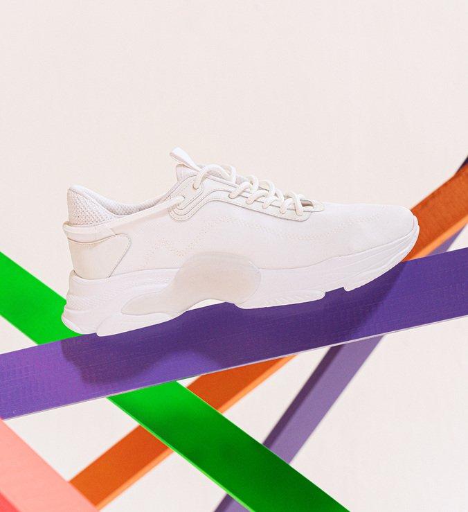[Pre-Order] Sneaker Rush White