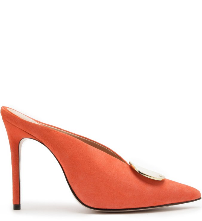 Mule High Hardware Coral | Schutz