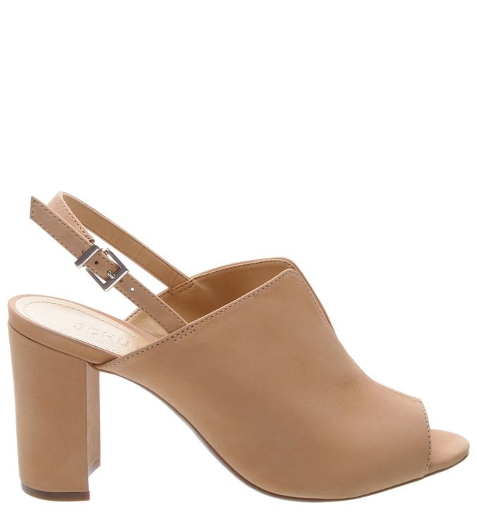 SANDÁLIA BLOCK HEEL HONEY