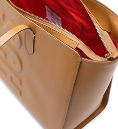 Shopping Bag Tassy Brown