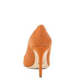 Scarpin Basic Orange Ochre