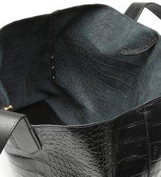 Shopping Bag Alexia Texture Black