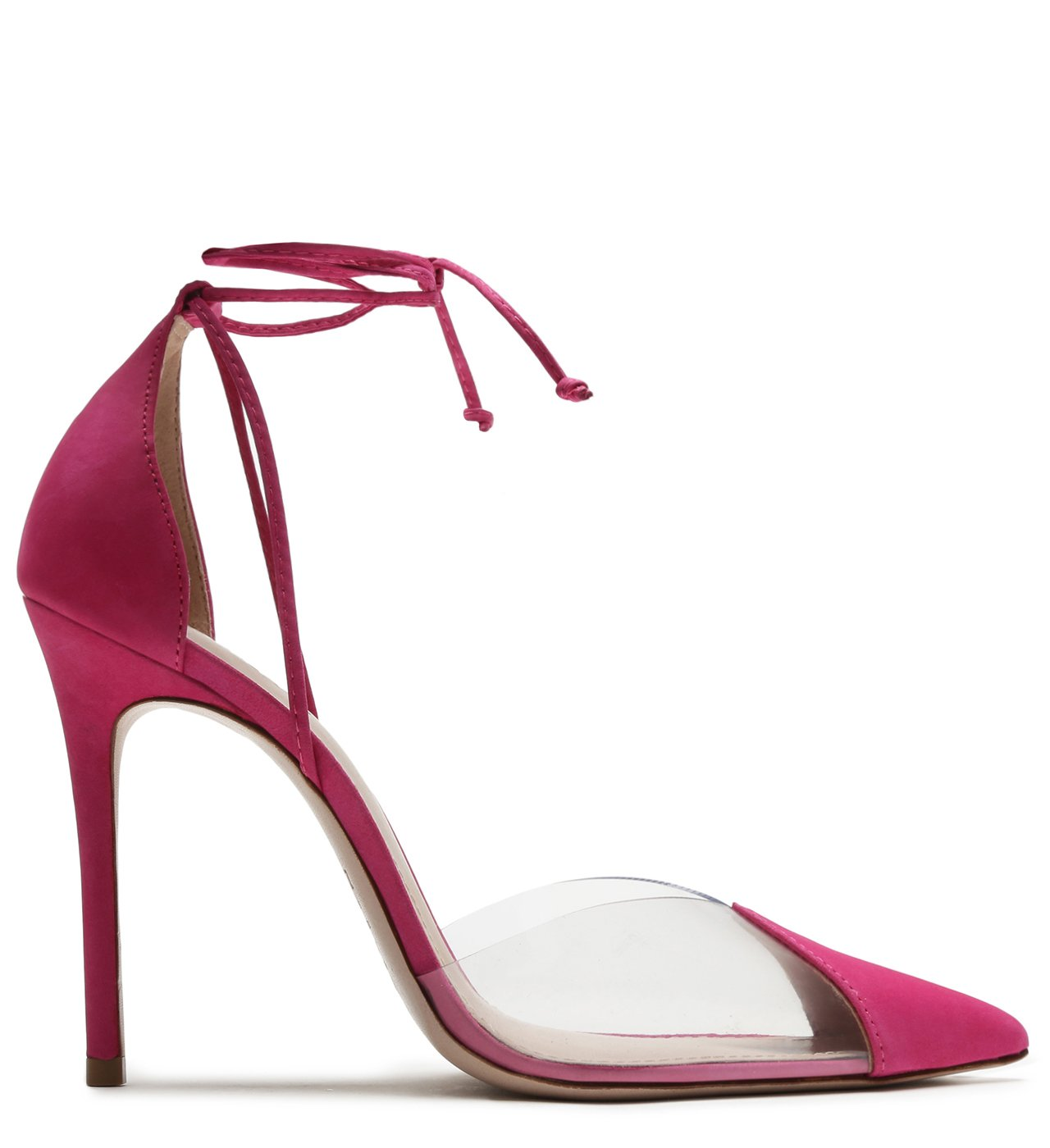 Scarpin Vinil Paradise Pink | Schutz