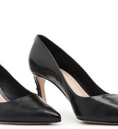 Scarpin Classic Mid Heel Black