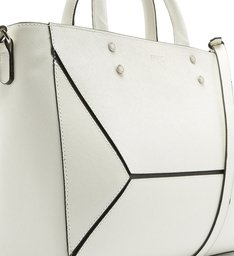 TOTE EISY CROSSBODY WHITE
