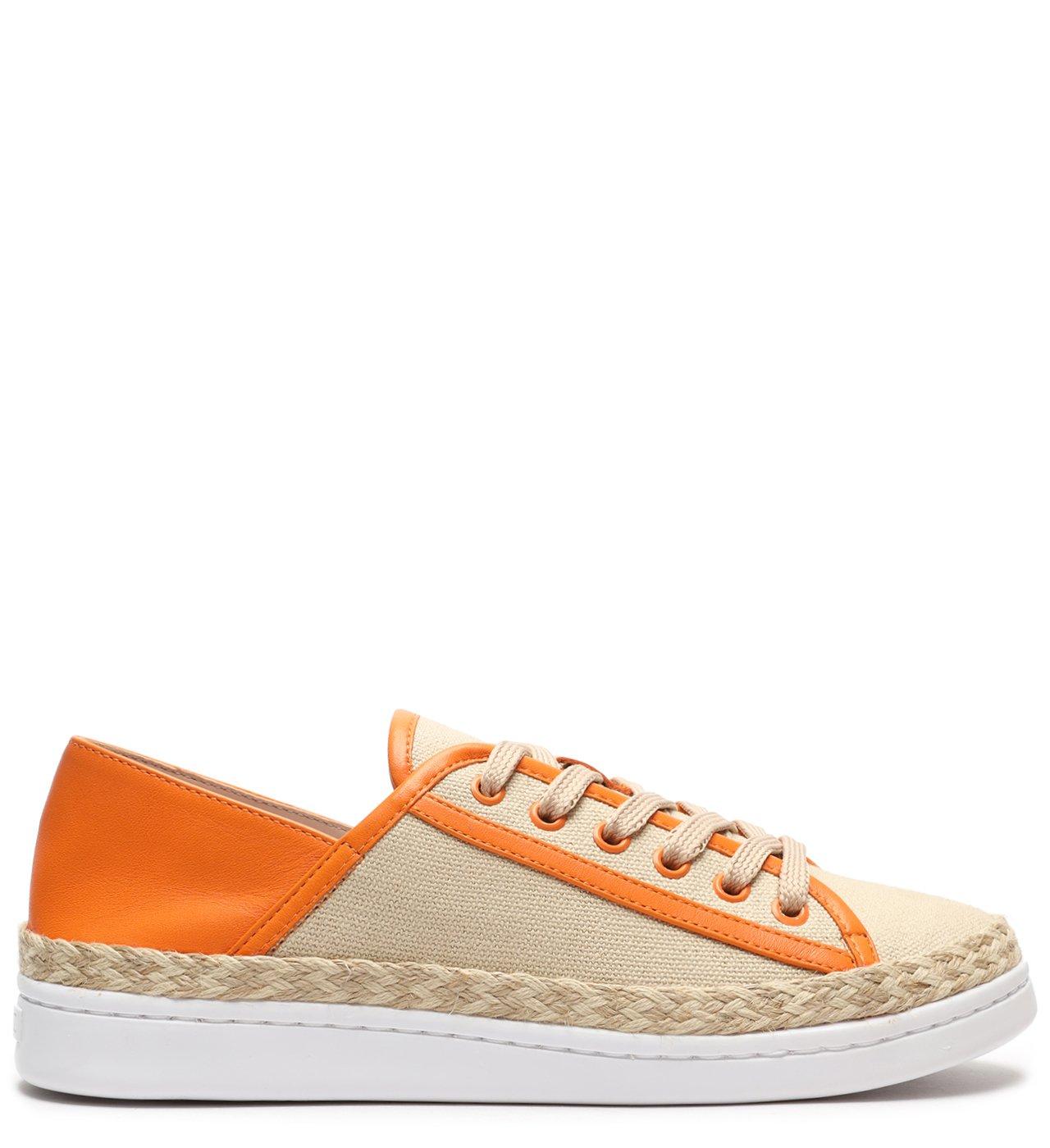Sneaker Ultralight Natural Tangerine | Schutz
