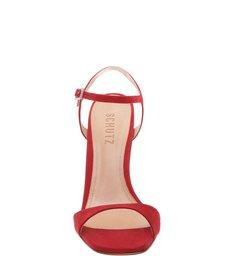 Sandália Minimal High Heel Tango Red