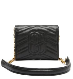 Bolsa Tiracolo Pequena Your Choice Glam Preta