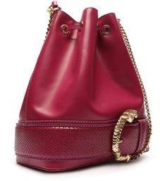 Bolsa Tiracolo Bucket Grande Fierce Pink