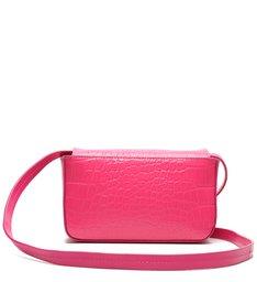 Crossbody Croco Pink