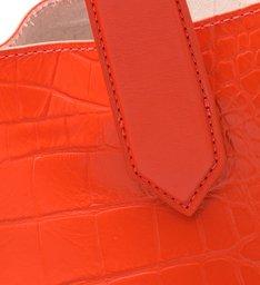 Shopping Bag Alexia Texture Orange