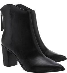 Bota Western Minimal Black