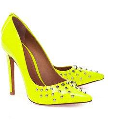 Scarpin Neon Spikes