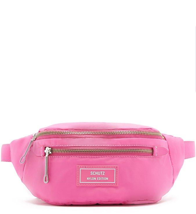 Pochete Sporty Nylon Pink | Schutz