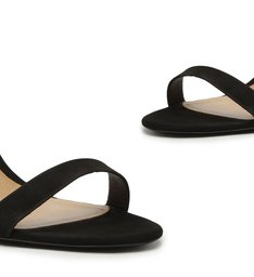 Sandália Gisele Stripe Black