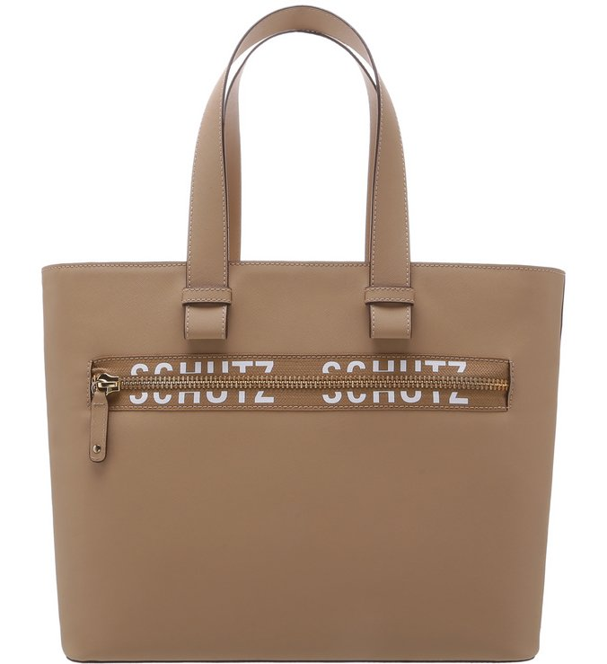Shopping Bag Classic Schutz Neutral