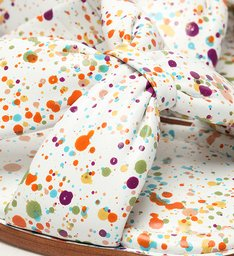 Flat Splash Multicolor