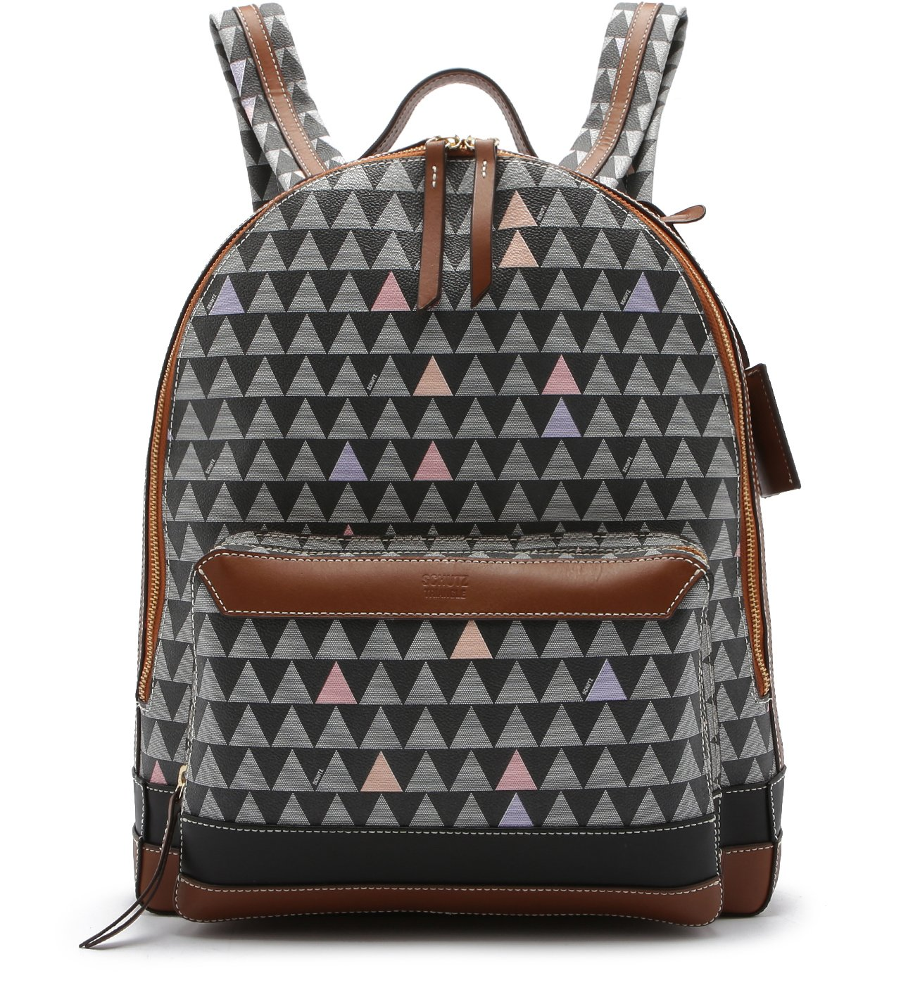 Mochila New Triangle Black | Schutz
