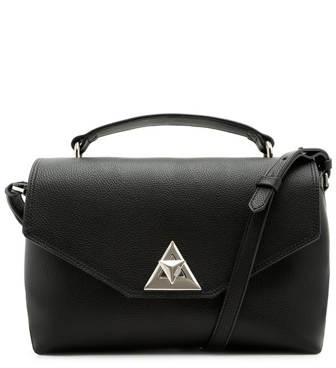 Satchel Bag Leona Black | Schutz