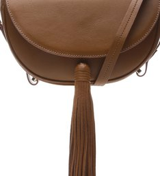 Saddle Bag New Western Brown