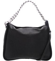 Hobo Bag City Double Strap Black