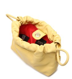 Mini Pouch Bag Antonella Yellow
