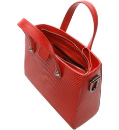 Mini Tote Live Love Red