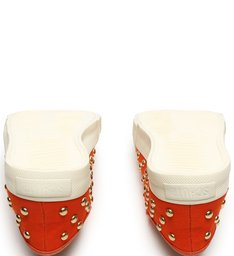 Sneaker Smash Studs Red