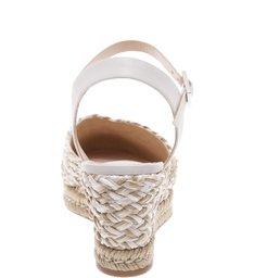 Sandália Texture Braid Pearl
