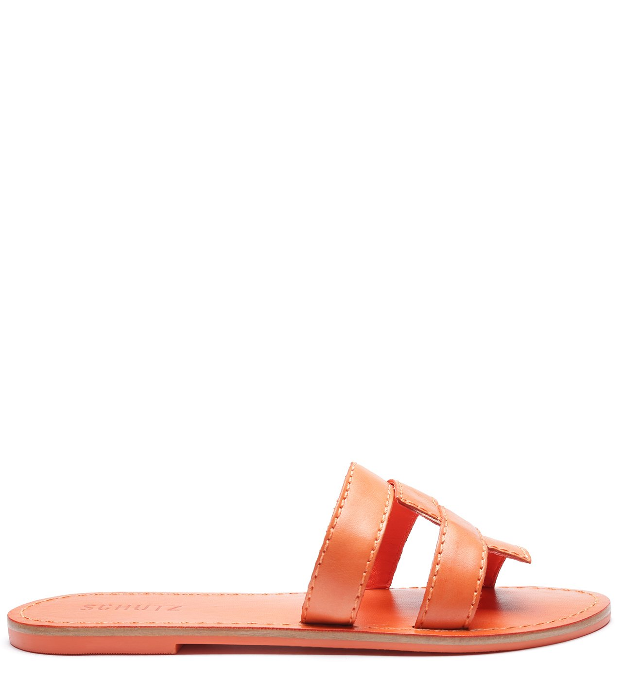 Slide New Straps Orange | Schutz