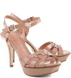 Sandália Hollywood Low Peach