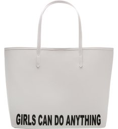 Shopping Bag Girls Can do Anything