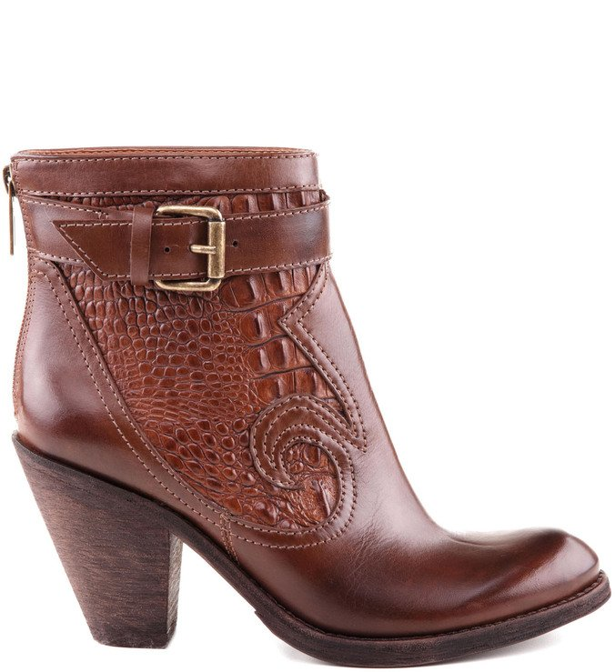 Ankle Boot Tobaco Urban Cowgirl
