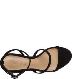 Sandália Chunky Heel Black