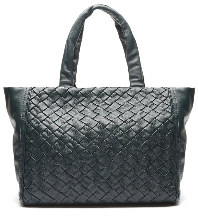 Shopping Bag Olivia Green