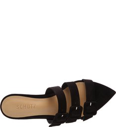 Slide Buckle Black