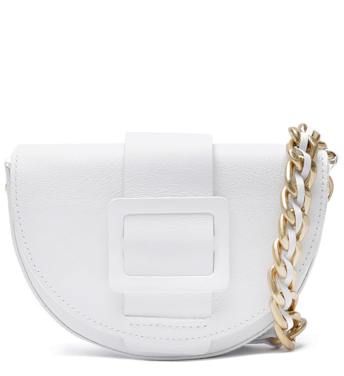 Belt Bag Buckle Bright White | Schutz