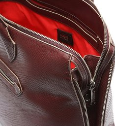 Bolsa Tote Grande Mandy Vermelha