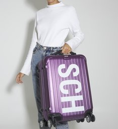 Mala Schutz Air Metallic Purple