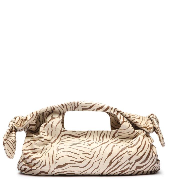 Bolsa Shopping Grande New Demi Couro Tigre