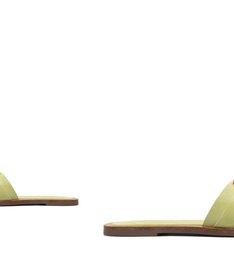 Flat Nobuck 60's Green