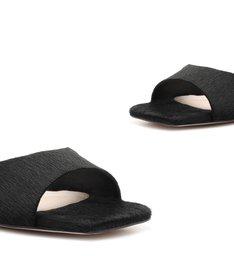 Sandália Mule New Minimal Soft Black