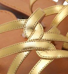 Slide Lines Gold