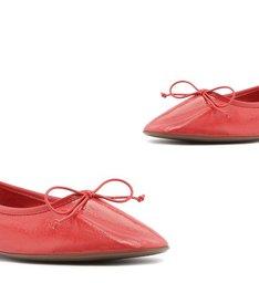 Sapatilha Classic Verniz Red
