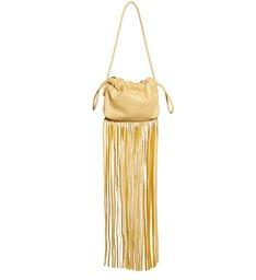 Mini Pouch Bag Antonella Yellow