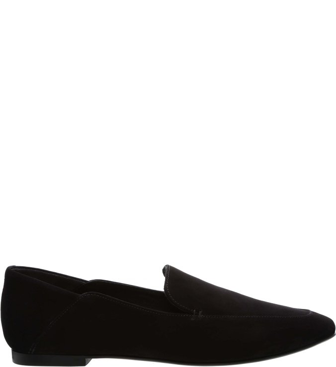 Slipper Nobuck Black | Schutz
