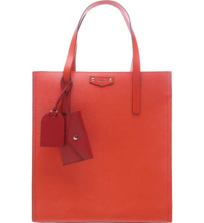 Tote Laura Charms Red