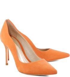 Scarpin Curves Orange Paradise